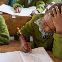 En kort halvårsrapport från Gracious School…