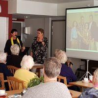 Föredrag på Frejan i Skara…