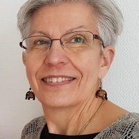 Ingrid Ullberg föreningens ordförande har avlidit.