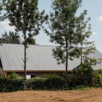 Taket på matsal/kök på plats…